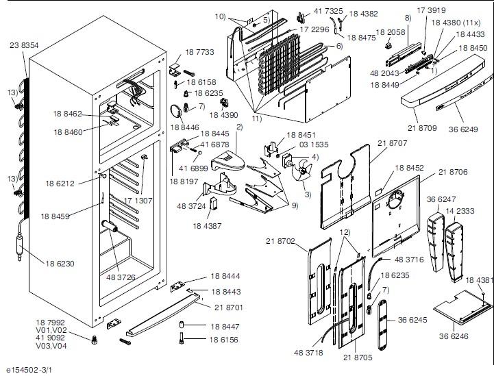 Placa Eletrônica Bosch Ksu & Rsu - 497409