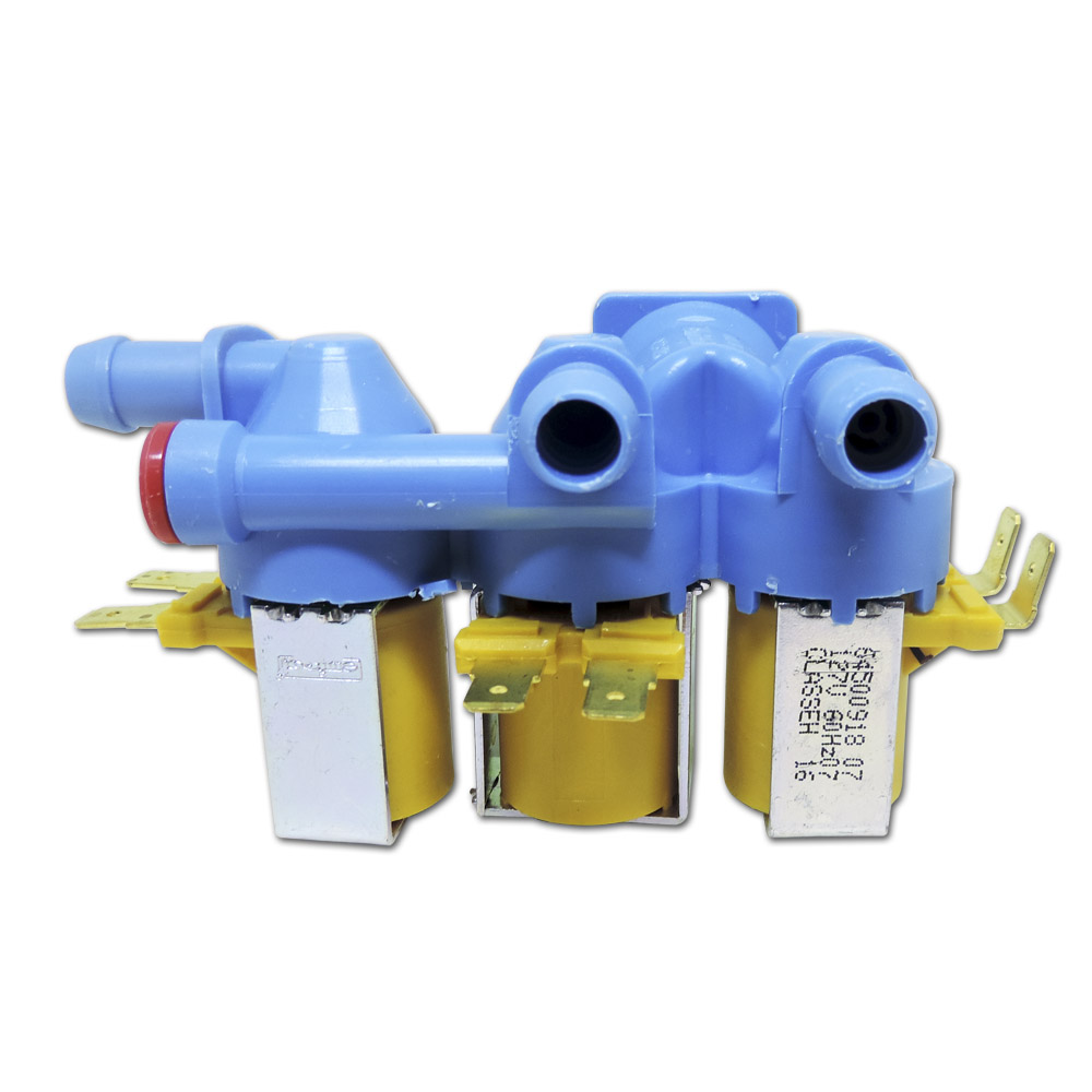 Válvula Tripla Lavadora Electrolux 127V 60Hz Lbu