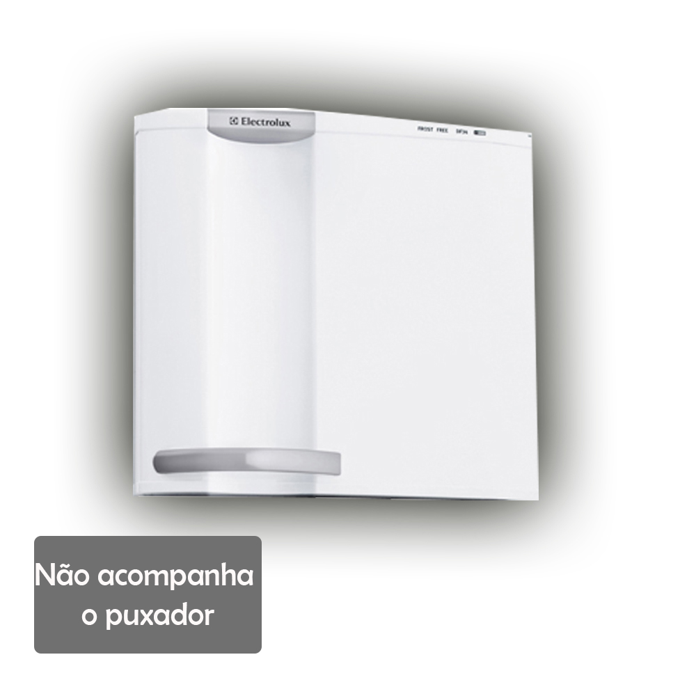 Porta Superior Branca Do  Freezer Df34A 70295077