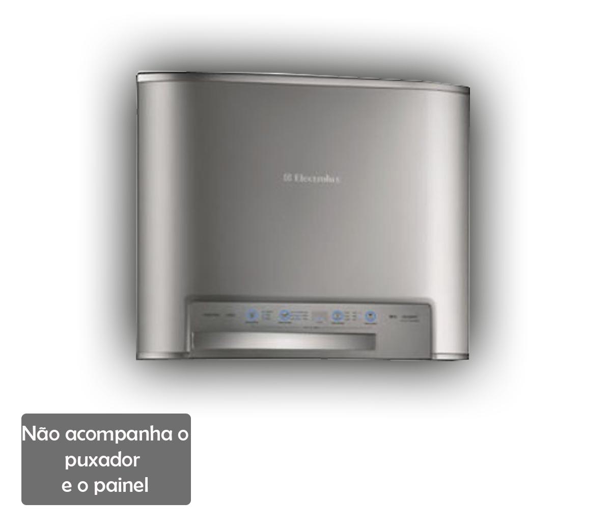 Porta Superior Do Freezer Inox Df50X Dw50X 70200330