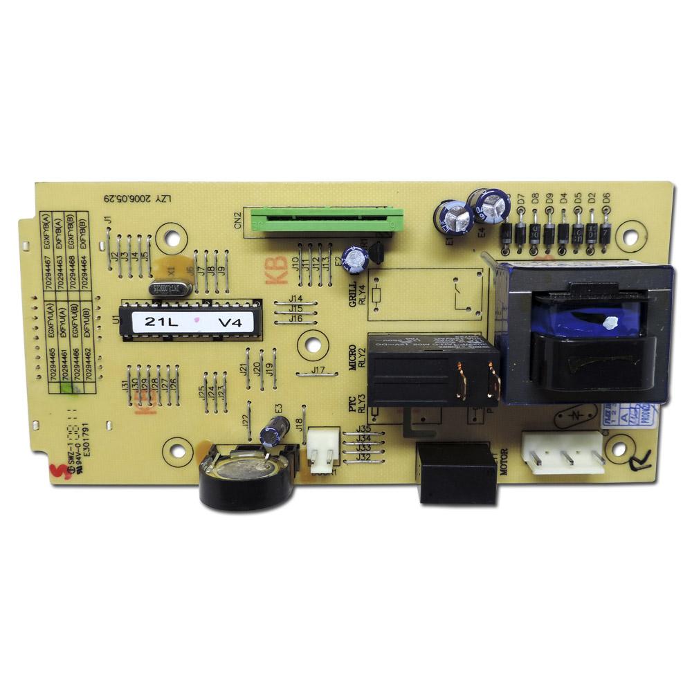 Placa De Potencia Mes21 127V Electrolux  70294461