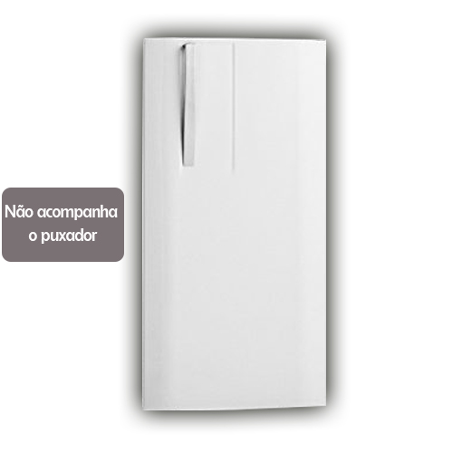 Porta Inferior Branca Do Refrigerador  Df36A : 70200628