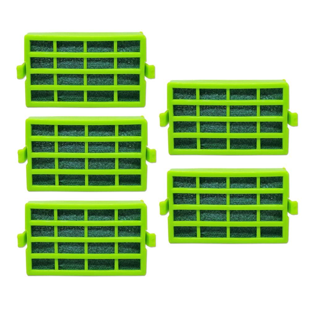 5 Filtros Antibactéria Antiodor Compatível Refrigerador Consul Bem Estar