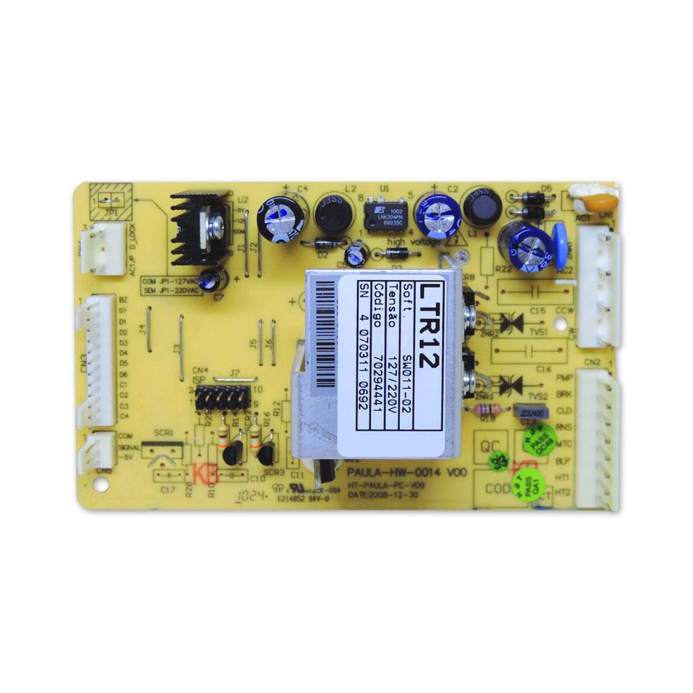 Placa Controle Lavadora Electrolux Ltr12 Lt32