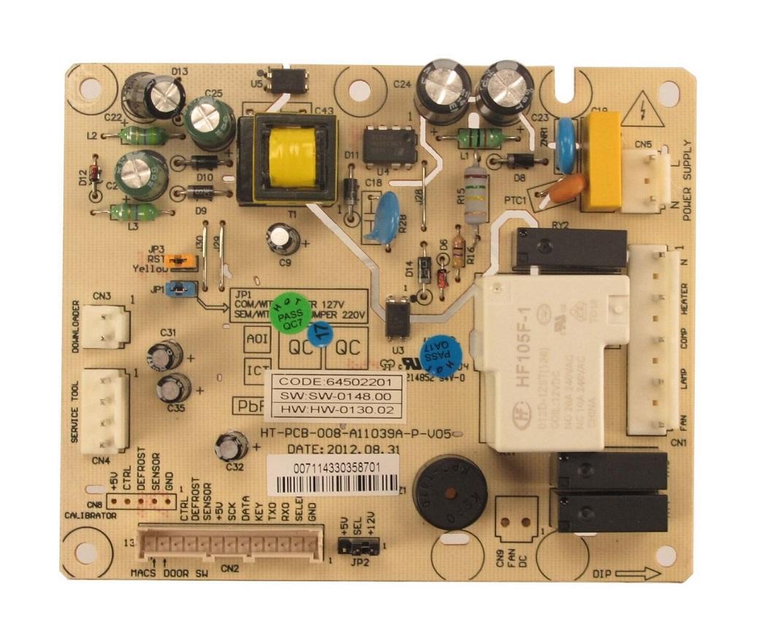 Placa Potencia Electrolux Df51 X Df52 Df52X Dfw52 - 64502201