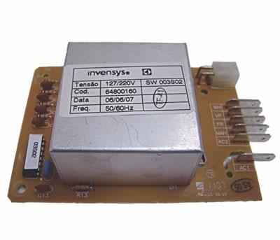 Placa Electrolux Original Lm06 Lm06A Lf75 Lf80 Lq75