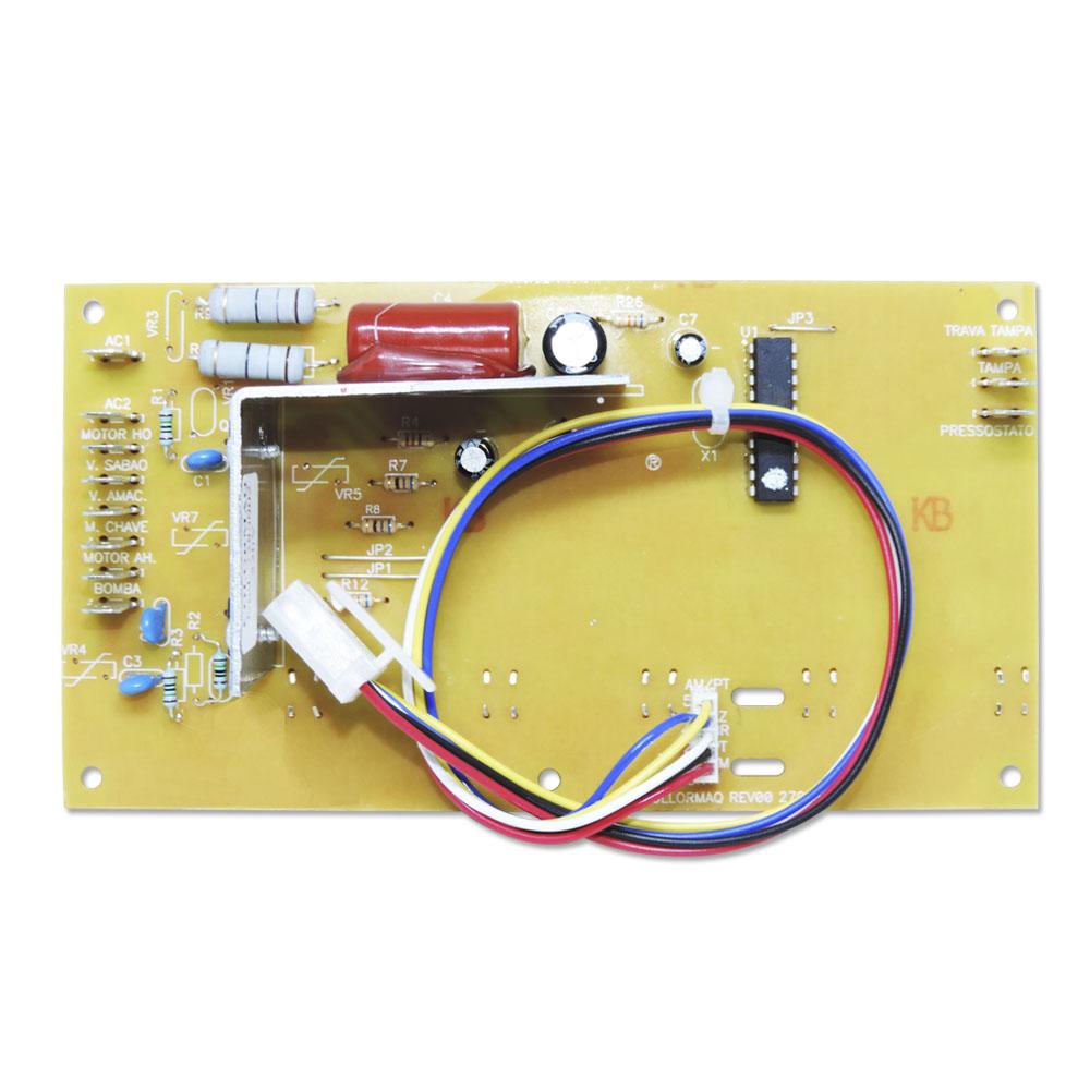 Placa Eletrônica Lavadora Colormaq Lca 11Kg 220V