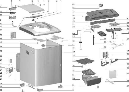 Placa Eletrônica Electrolux Bivolt Lb12Q 70200366 70200650