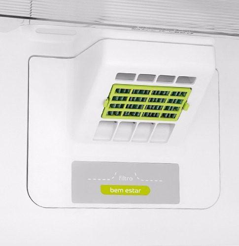 Filtro Antibactéria Antiodor Refrigerador Consul Bem Estar
