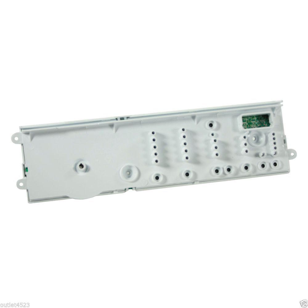 Placa Interface Controle Com Alojamento Electrolux Trw10 - 34556600