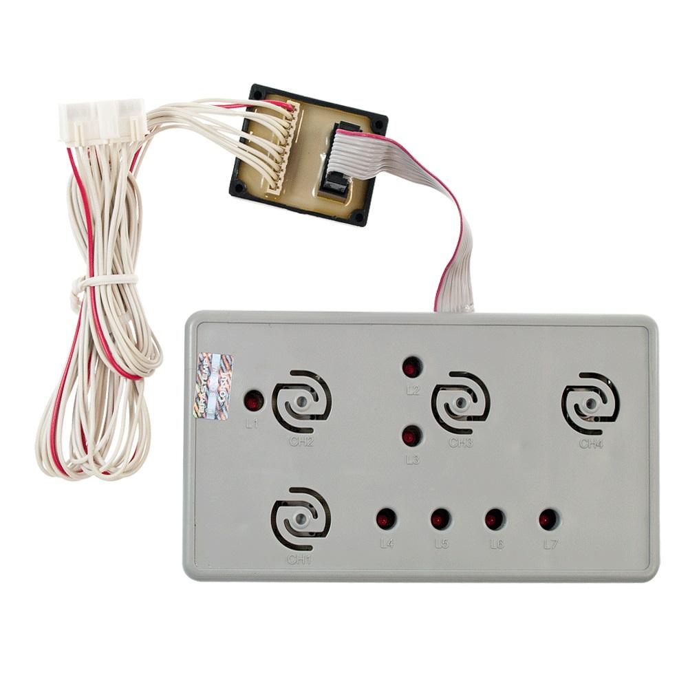 Teste Da Placa Eletronica  E Componentes Lavadora W10307606