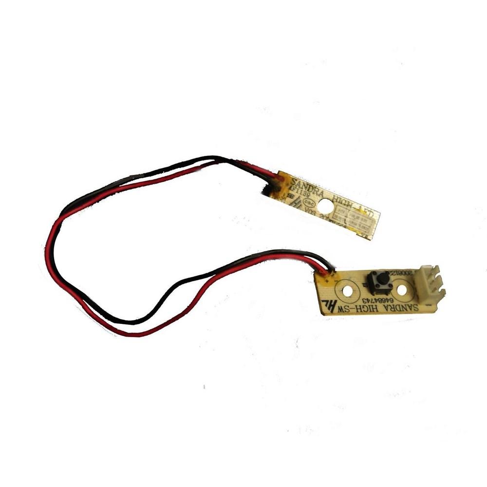 Placa Iluminação Dispenser Agua Electrolux Dfi80 Di80X Dt80X