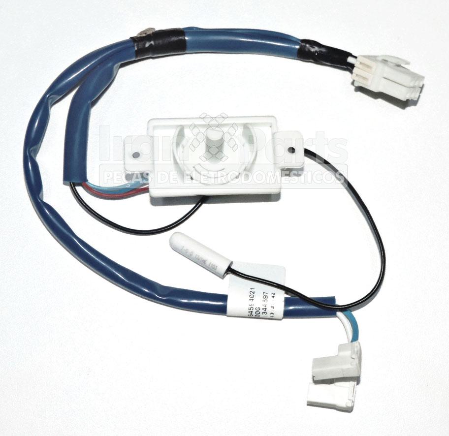 Rede Sensor Controle Refrigerador Electrolux Df34A Df35A
