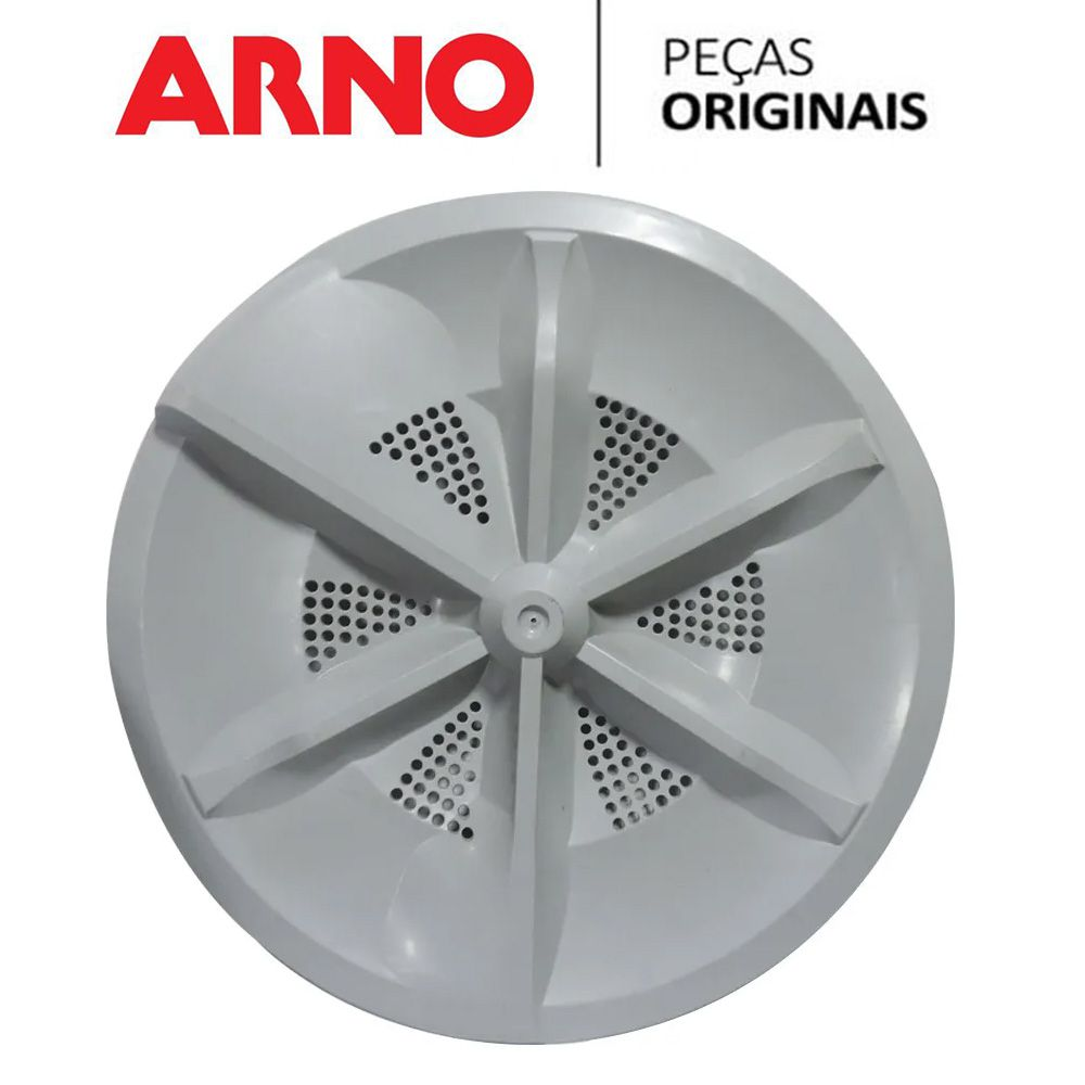 Agitador Lavadora Arno Lavete Intense Ml60  ML61 ORIGINAL