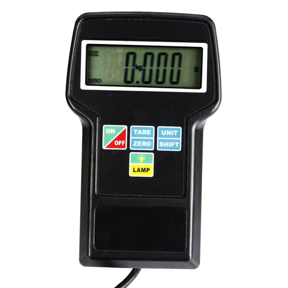 Balança Contador Eletrônico De Gás De 0 A 100Kg Contador