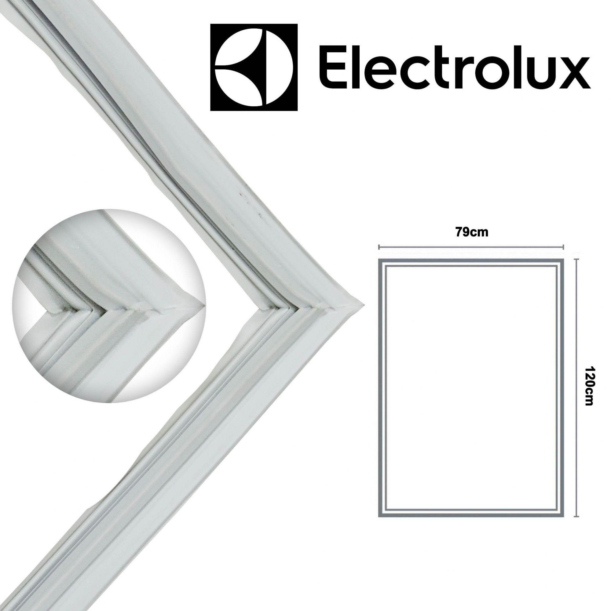 Borracha Inferior Geladeira Electrolux DI80X DT80X DF80