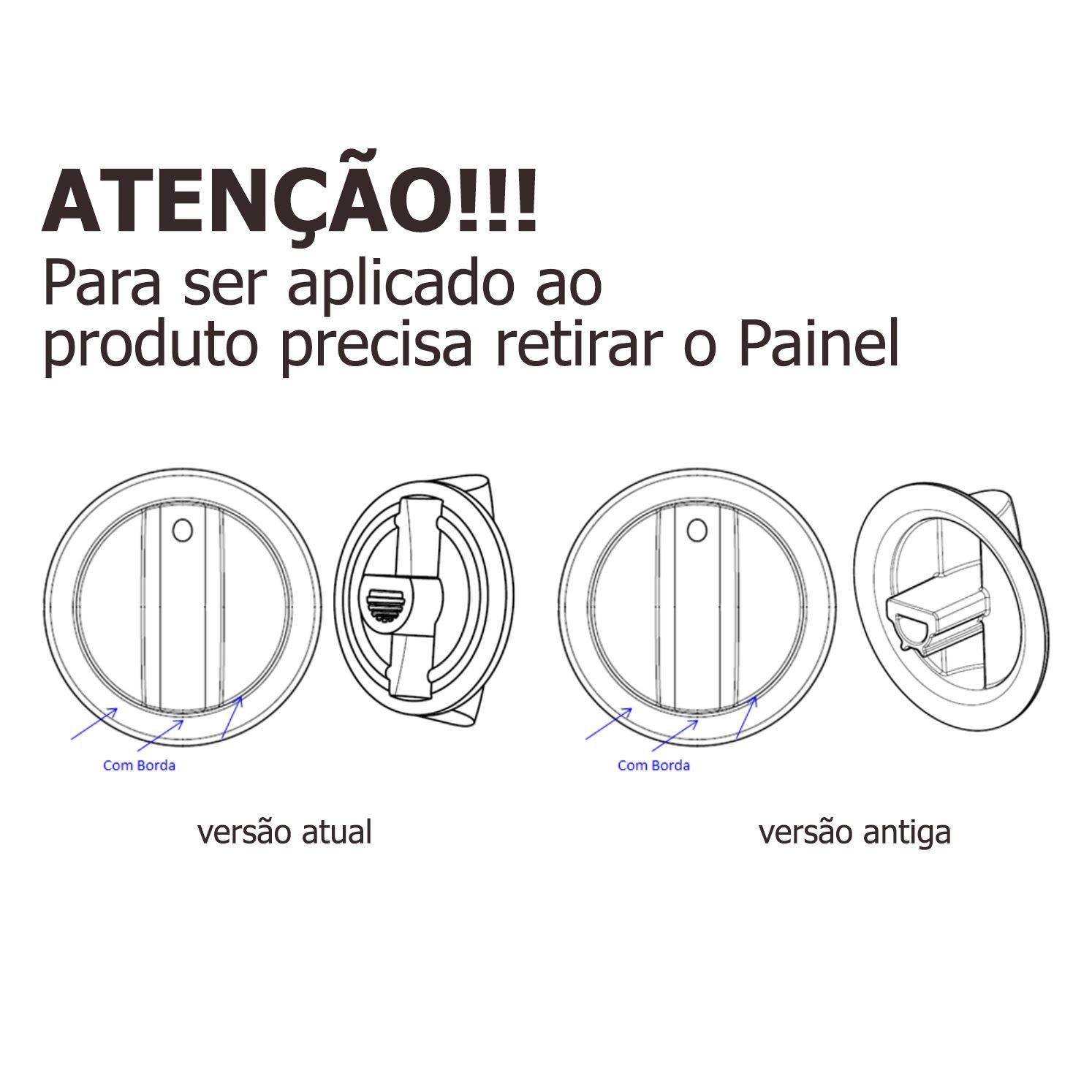Botão Ar Condicionado Janela Electrolux Maximus Original