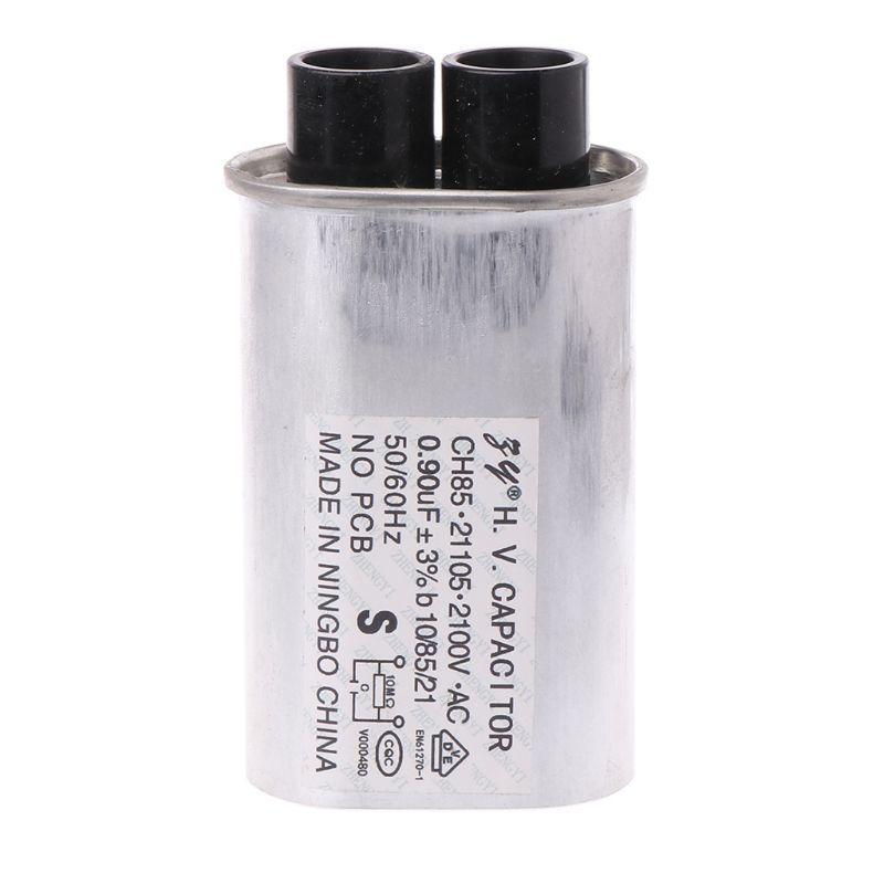 Capacitor de Microondas 0.90 uf X 2100V AC