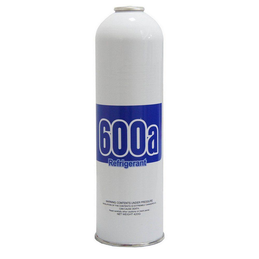 Cilindro Gás Refrigerant R600A P/ Refrigerador E Freezer