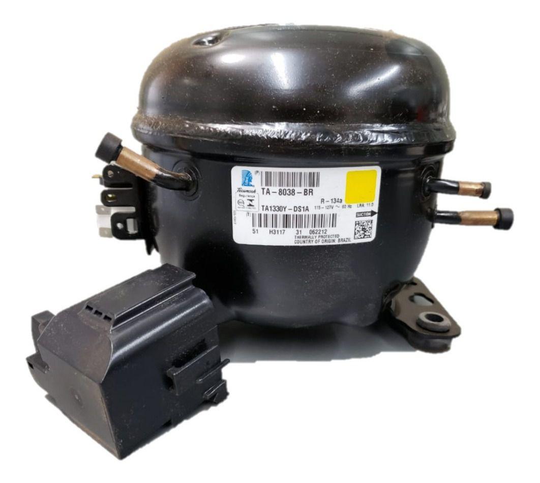 Compressor Ta1330Y-Ds-1A Refrigerador Electrolux 127V/60Hz Original Re31