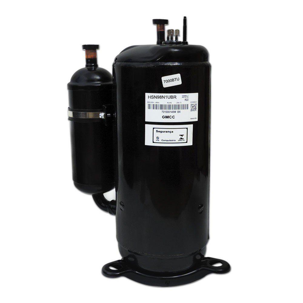 Compressortecumseh Rg141Da 5/8 Hp 127V/60Hz Electrolux Original