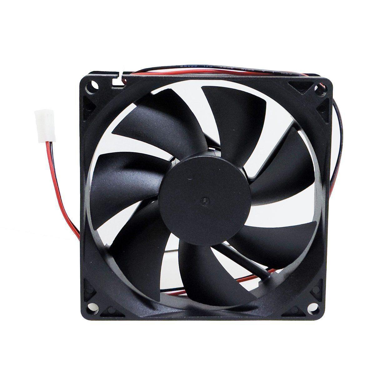 Cooler Ventoinha Externa Adega Cadence Ade80 Ade120 1.92w