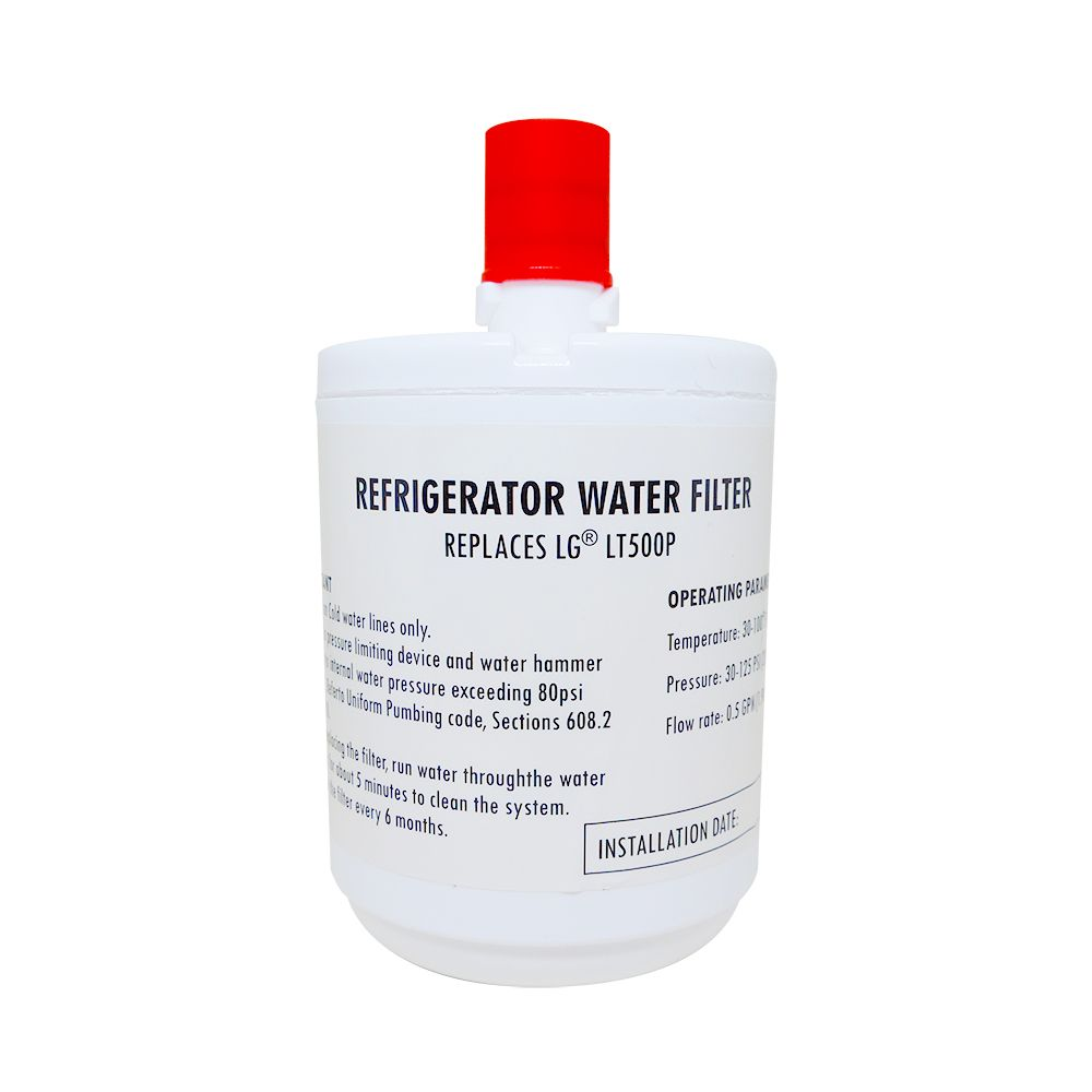 Filtro De Água Refrigerador Side By Side Lg 523Ja2002A