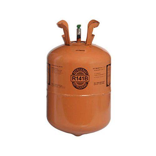 Gás 141 Refrigerant Para Limpeza De Sistema Garrafa 13.6kg