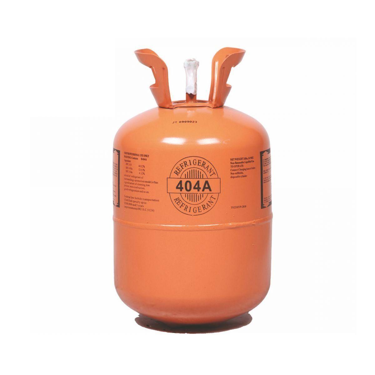 Gás Refrigerante R404 10,9Kg