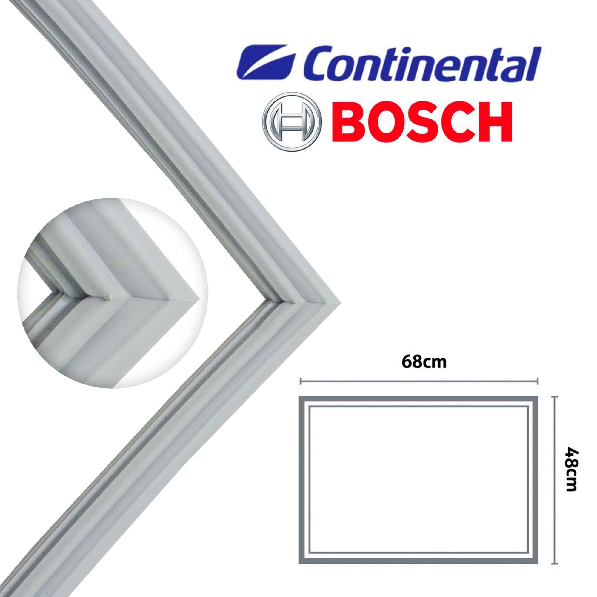 Gaxeta Superior Refrigerador Bosch KDN46 KDN47 KDN48 KDN49