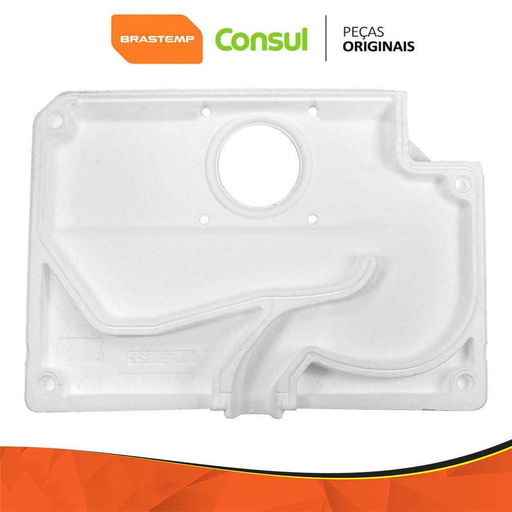 Isolação Isopor Do Congelador Brastemp E Consul Brm48