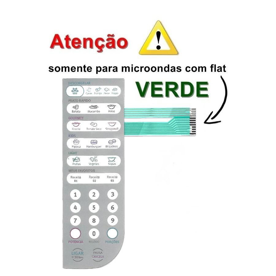 Membrana Forno Microondas Electrolux Mef41 FLAP BAIXO