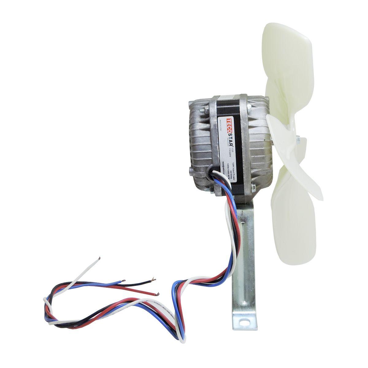 Micro Motor Ventilador Exaustor ZAK 1/25 Bivolt