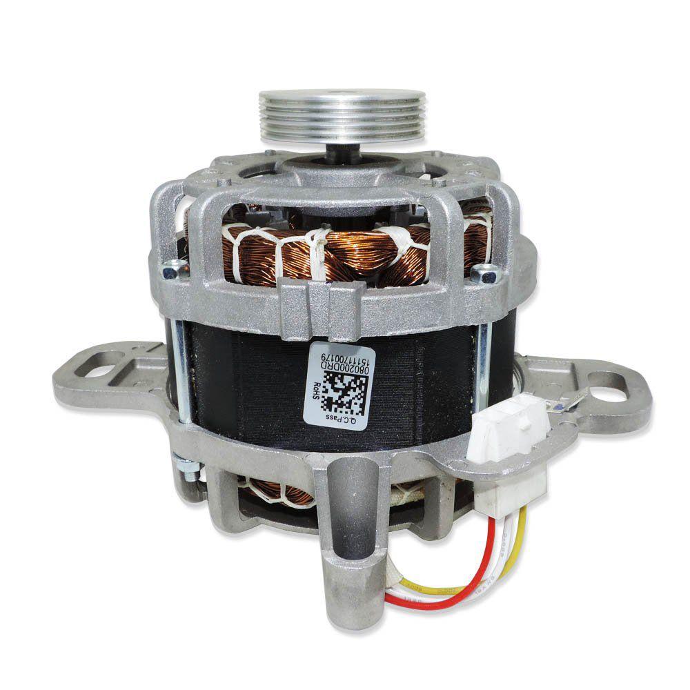 Motor Eletrico 1/4 Lavadora Electrolux 220V/60Hz