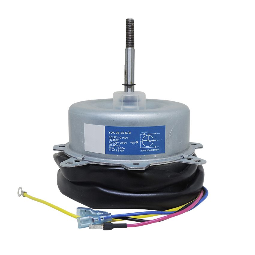 Motor Ventilador Condensadora Ar Split 9000 12000 Btus 220v
