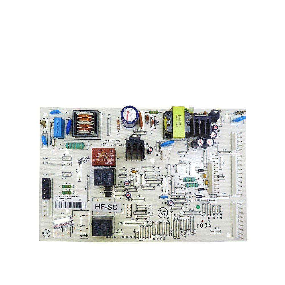 Placa 127V Refrigerador Ge & Continental RFCT515 RFGE465 RFGE710