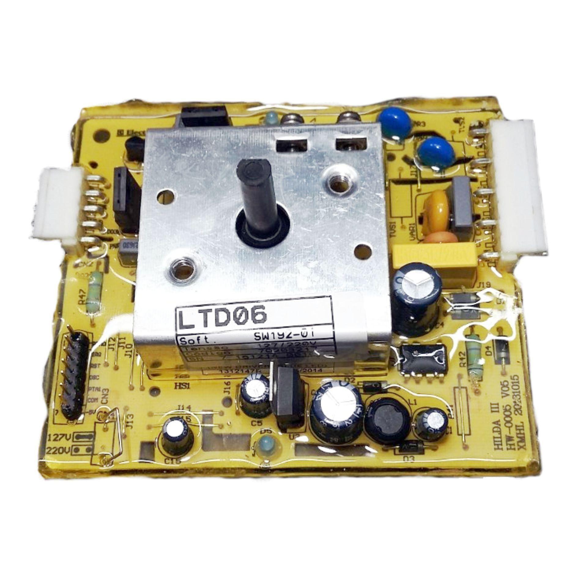 Placa De Potência Lavadora Electrolux Bivolt Ltd06 - 70202985