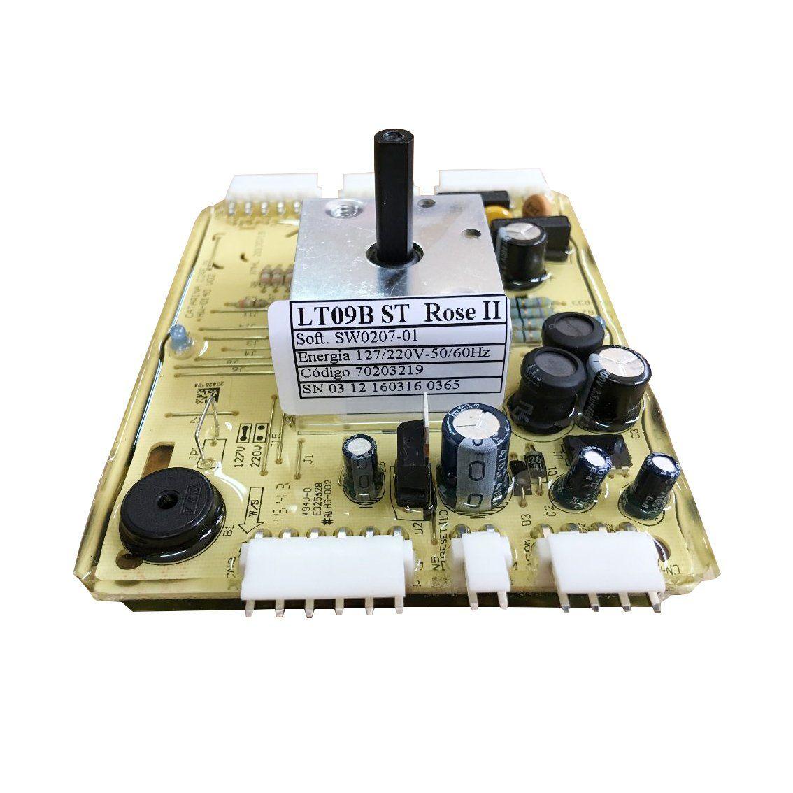 Placa De Potencia Lavadora Electrolux Lt09B 70203219