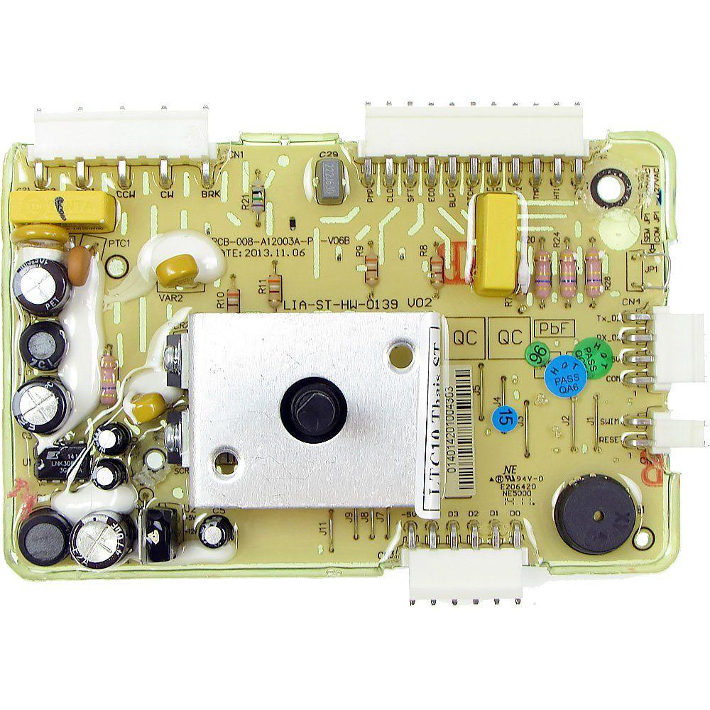 Placa Potência Lavadora Electrolux Ltc10 70201296 ORIGINAL