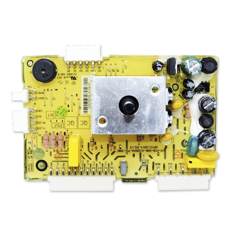 Placa De Potência Lavadora Electrolux Ltd09 St - 70202657