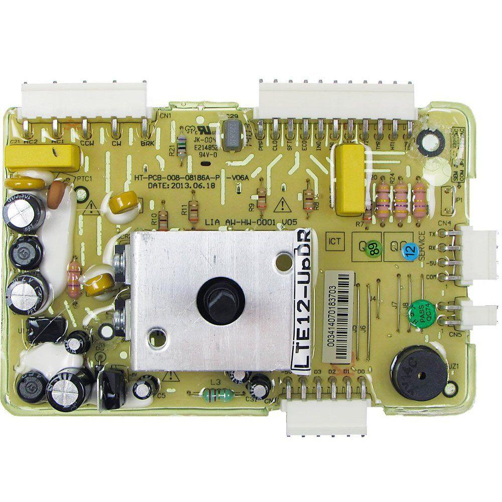 Placa De Potência Lavadora Electrolux Lte12 70202053 70202905