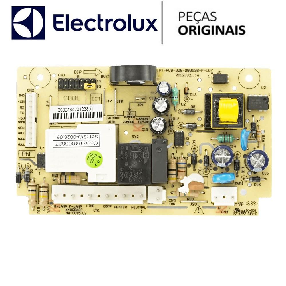 Placa De Potencia Refrigerador Electrolux 64800637