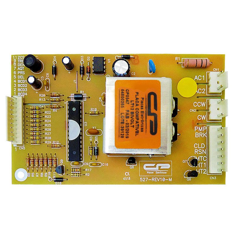 Placa Potência CP PLACAS Lavadora Electrolux Lt12 64800265