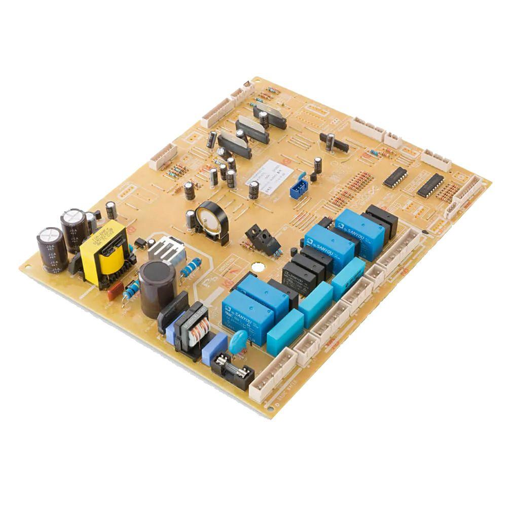 Placa Eletrônica De Potencia Side By Side Electrolux Ss72
