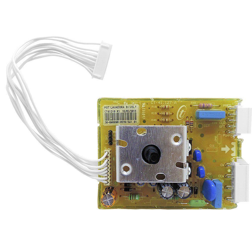 Placa Eletronica Lavadora Electrolux 60800652