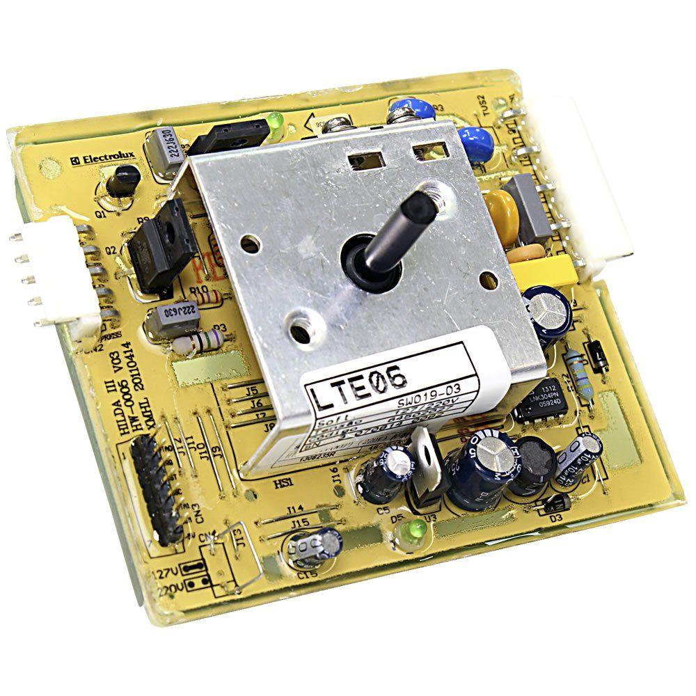 Placa Eletrônica Lavadora Electrolux Lte06 - 64502027