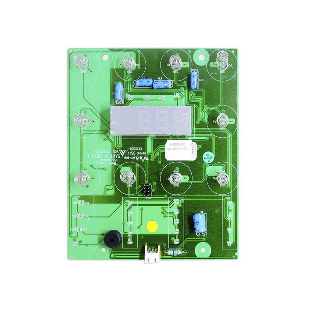 Placa Interface Electrolux Dfi80 Di80X - 64502715