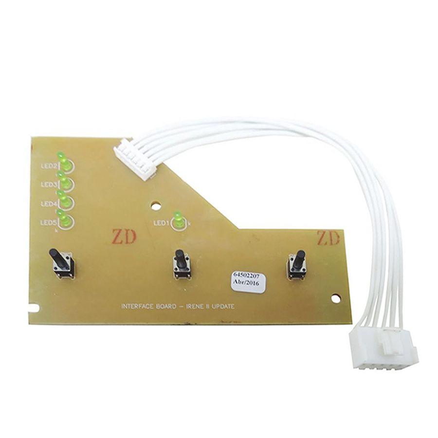 Placa Interface Lavadora Electrolux Lte12 64502207 CDI
