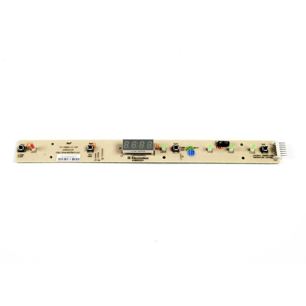 Placa Interface Refrigerador Electrolux Dff37 Dff39 Dff40 Dff44