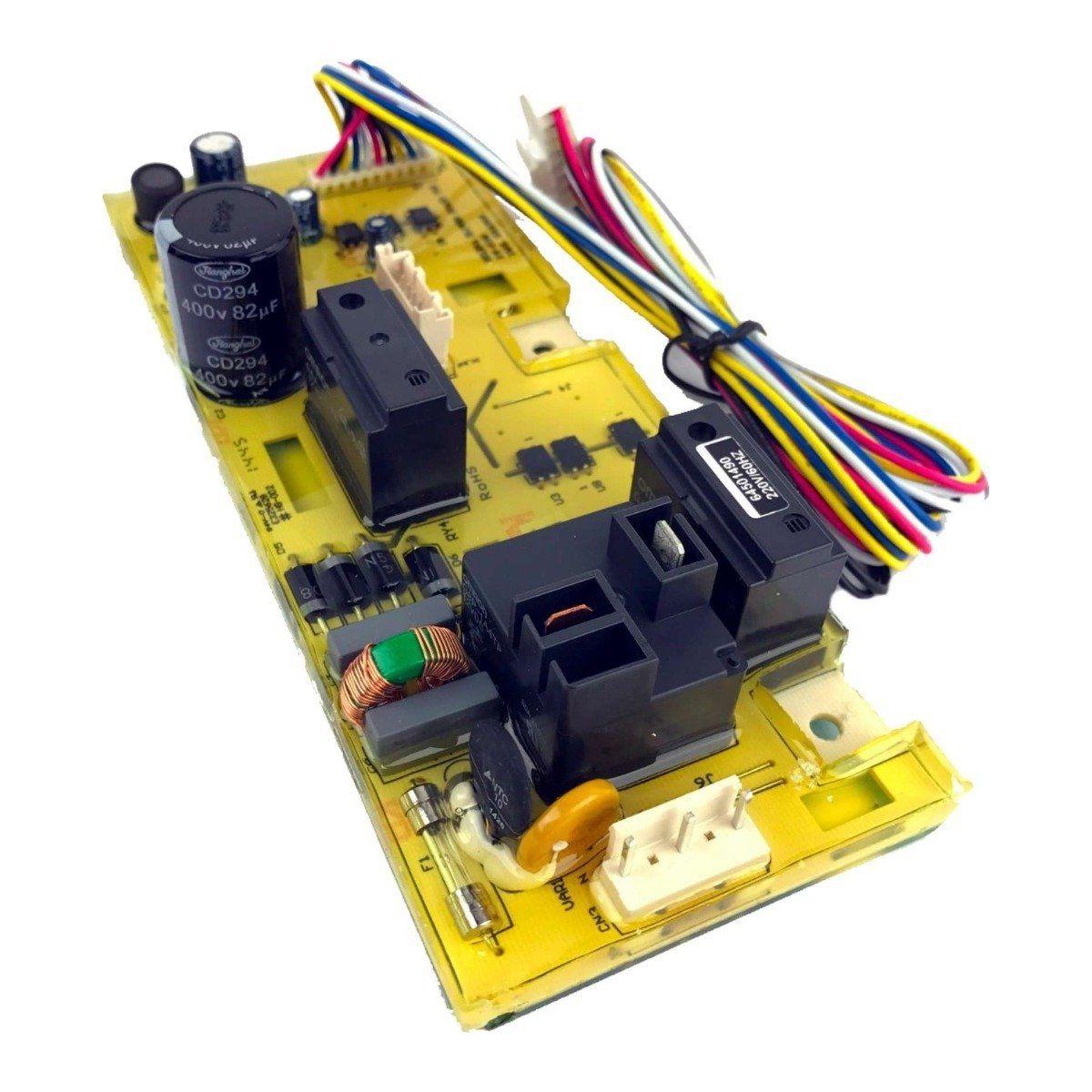 Placa Moto Ventilador Electrolux Lst12 - 64500840
